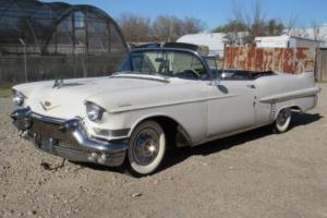 1957 Cadillac SERIES 62 CONVERTIBLE SERIES 62