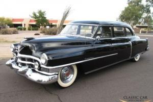 1951 Cadillac Fleetwood Series 75 Limousine