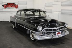 1950 Cadillac Series 61 Runs Drives Body Int Good 331V8 4 spd auto
