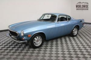 1972 Volvo P1800 RESTORED! RARE! 4 SPEED! FUEL INJECTED