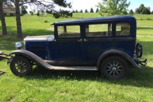 1930 Hudson SEDAN --