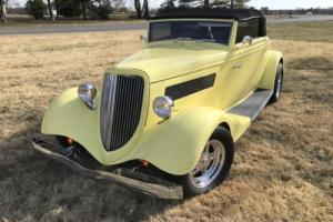 1934 Ford Other Rumble Seat Roadster