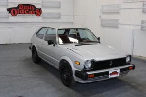 1980 Honda Civic 1300 DX Runs Drives Body Int Good 1.3L 4cyl 5 spd man