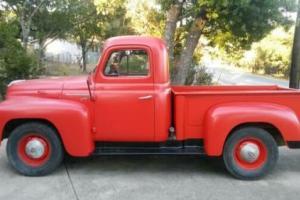 1952 International Harvester l-110