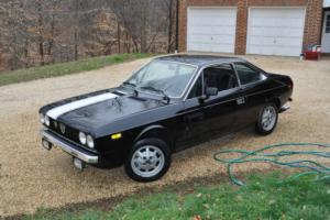 1976 Lancia Beta Coupe