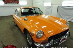 1969 MG MGB GT Body Inter VGood 1.8L 4 Spd