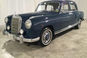 1957 Mercedes-Benz Other Ponton Photo