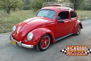 1956 Volkswagen Beetle - Classic