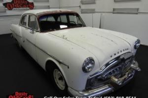 1951 Packard 300 Body Inter Good 327 I8 4 spd auto