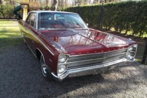 1967 Plymouth Fury 4 Door Hard Top