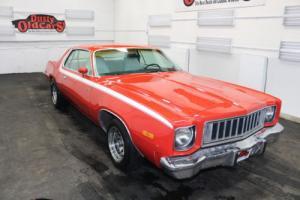 1975 Plymouth Road Runner Runs Drives Body Int VGood 318V8 3spd auto
