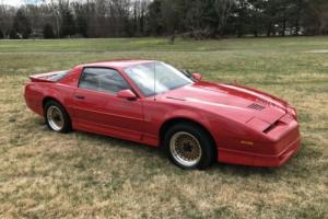 1988 Pontiac Firebird GTA Photo