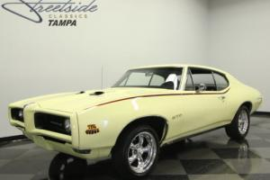 1968 Pontiac GTO JUDGE TRIBUTE