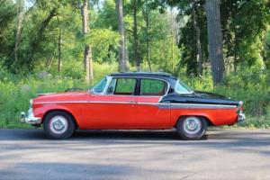 1955 Studebaker Commender