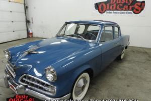 1954 Studebaker Champion Runs Drives Body Inter VGood 170 I6 3spd