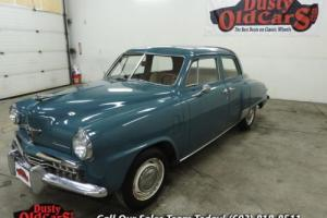 1948 Studebaker Champion Runs Drives Body Inter VGood 170 I6 3spd
