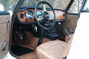 1976 Triumph TR-6 Convertible Photo