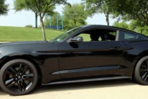 2015 Ford Mustang Performance Package