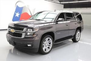 2016 Chevrolet Tahoe 4X4 LT HTD LEATHER REAR CAM 22'S