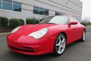 2003 Porsche 911 Carrera Photo
