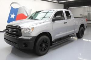 2012 Toyota Tundra DBL CAB SIDE STEPS BED LINER