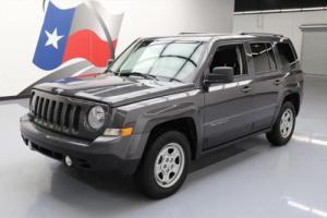 2017 Jeep Patriot SPORT AUTO CD AUDIO CRUISE CTRL