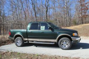 2001 Ford F-150 Lariat Photo