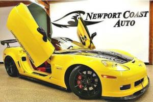2007 Chevrolet Corvette Z06 Supercharged 706 HP Show Winner