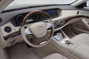 2014 Mercedes-Benz S-Class Photo