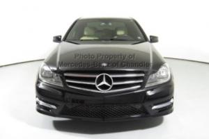 2014 Mercedes-Benz C-Class 4dr Sedan C250 Sport RWD