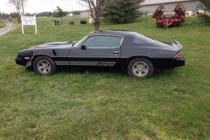 1981 Chevrolet Camaro Photo