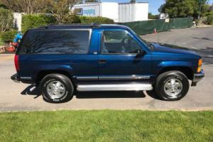 1994 Chevrolet Tahoe