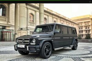 2004 Mercedes-Benz G-Class Photo