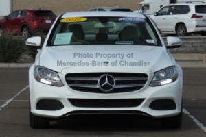 2016 Mercedes-Benz C-Class 4dr Sedan C 300 RWD