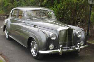 1958 Bentley S1, RHD