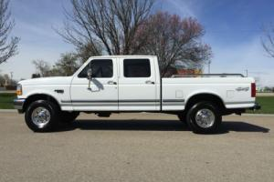 1996 Ford F-250 XLT Photo