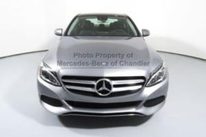 2016 Mercedes-Benz C-Class 4dr Sedan C 300 4MATIC