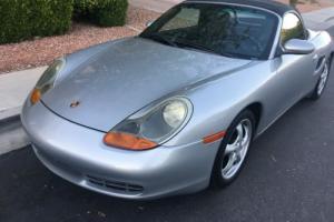2000 Porsche Boxster Photo