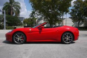 2010 Ferrari California Base 2dr Convertible