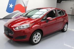 2016 Ford Fiesta SE HATCHBACK BLUETOOTH ALLOYS