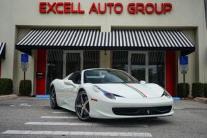 2015 Ferrari 458 2dr Convertible