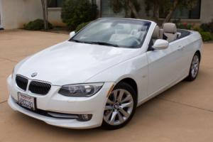 2011 BMW 3-Series 328i 2dr Convertible