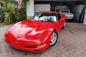 1999 Chevrolet Corvette CORVETTE REMOVABLE ROOF