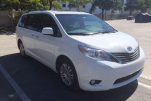 2014 Toyota Sienna Photo