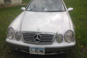 1999 Mercedes-Benz CLK-Class Coupe