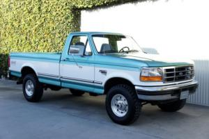 1997 Ford F-250 DIESEL 4x4 Photo