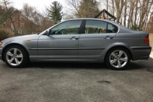 2004 BMW 3-Series 330XI