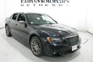 2013 Chrysler 300 Series 4dr Sedan 300C John Varvatos Limited Edition RWD