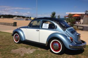 1971 VW Super Beetle Autostick 1600 twin port
