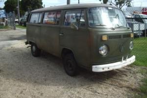 Volkswagen Kombi Bay Window Micro Bus